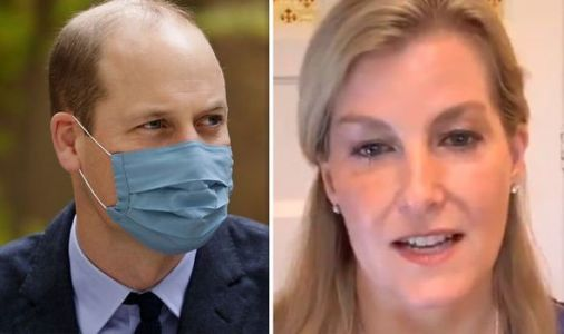 Sophie Wessex copies Queen Elizabeth II and Prince William by speaking out about vaccine