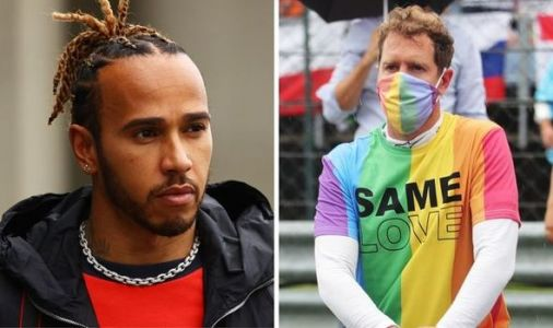 Lewis Hamilton slams F1 and stands by Sebastian Vettel over LGBTQ+ t-shirt in Hungary