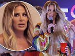 Kim Zolciak battles nerves before debuting her new song Wig on Don't Be Tardy's season finale