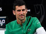 Novak Djokovic could MISS Australian Open if forced to reveal whether he is vaccinated for Covid-19