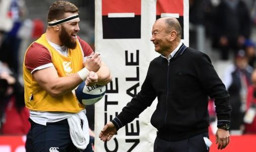 Eddie Jones set for showdown talks with England ace Joe Marler over rugby retirement