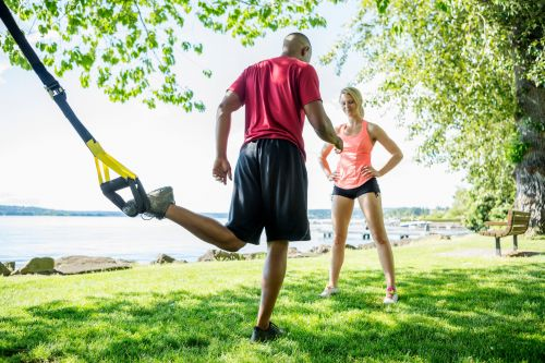 Can personal trainers go back to work?