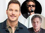 Mark Ruffalo and Robert Downey Jr. defend Chris Pratt after actor is roasted on social media