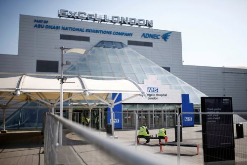 Inside NHS Nightingale as army transforms London's ExCel centre into specialist coronavirus hospital
