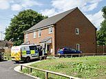 Girl, five, hid behind oak tree as her mother was 'murdered' inside family home in Norfolk village