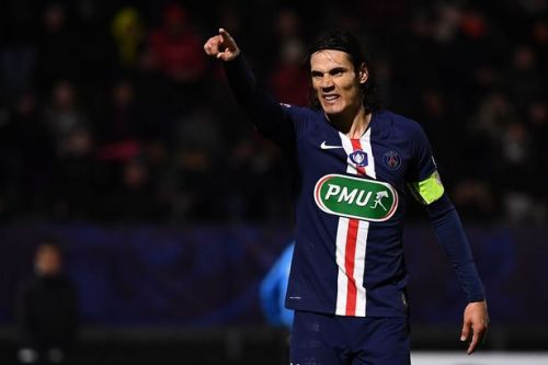 Frank Lampard confirms Chelsea's Edinson Cavani transfer plans