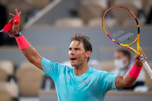 Rafael Nadal, Serena Williams and Dominic Thiem react to opening French Open wins