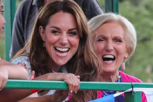 Kate Middleton teams up with Mary Berry for Christmas TV special