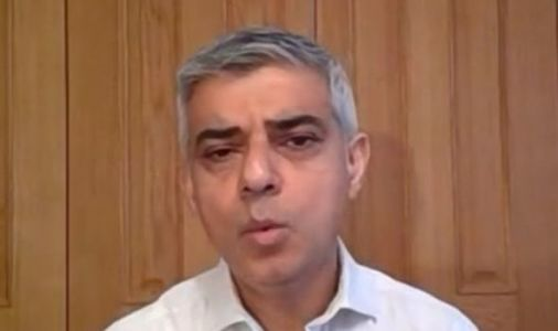'Sickening!' Sadiq Khan sparks fury as he 'hides' behind WHO advice over TfL staff deaths