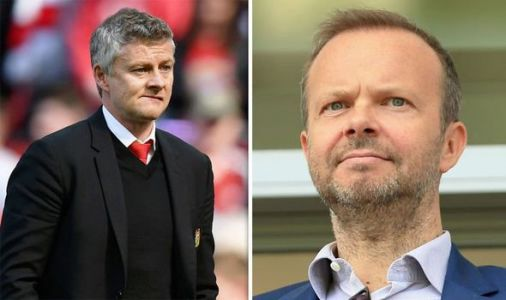 Man Utd boss Ole Gunnar Solskjaer has issued one demand to Ed Woodward over transfers