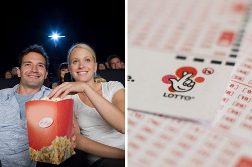 How to get free cinema tickets by playing The National Lottery this Saturday