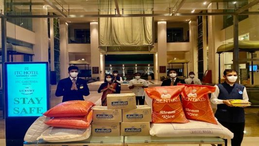 ITC Hotels offers food distribution and quarantine facilities