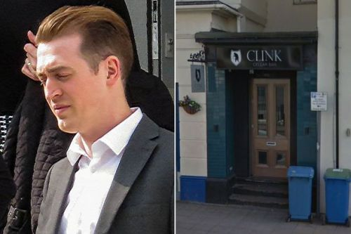 Engineer spared jail over nightclub glass attack because he 'would lose good job'