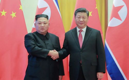North Korea talks designed to give Xi Jinping and Kim  Jong-un new leverage over US