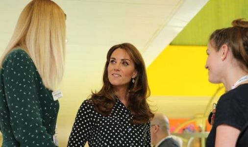 Kate gushes over Prince George as Duchess talks about royal children - Growing up fast!