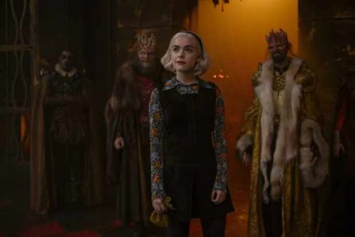 Chilling Adventures of Sabrina axed by Netflix, with season 4 to be the last