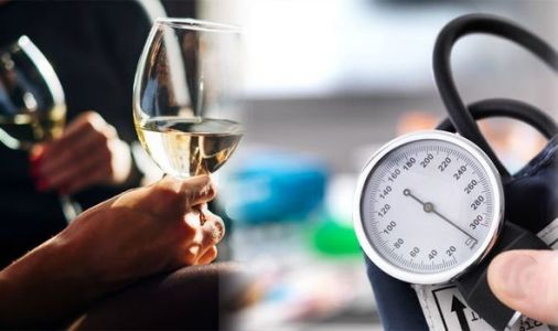 High blood pressure: Why drinking too much alcohol increases your risk