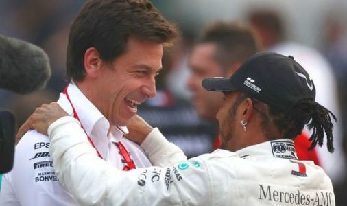 Lewis Hamilton future update as Toto Wolff reveals stance on Mercedes to Aston Martin move