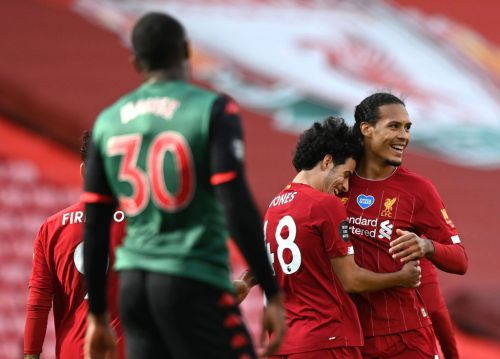 Curtis Jones strike equals Liverpool record for goal-scorers in a season