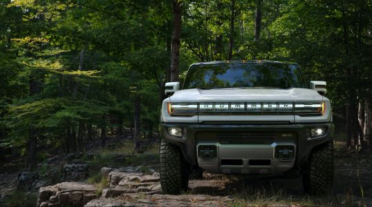 The new GMC Hummer EV is aimed directly at the heart of traditional, gas-guzzling pickup truck buyers