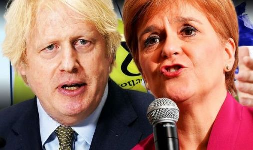 SNP may hatch desperate independence plot to 'grind down' Boris until he bows to pressure