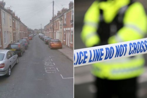 Man, 32, arrested after boy, 10, stabbed in street in front of his mum
