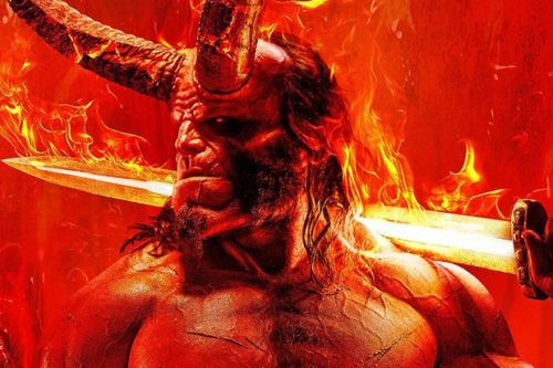 When is Hellboy released in cinemas? Who's in the cast and what's it about?