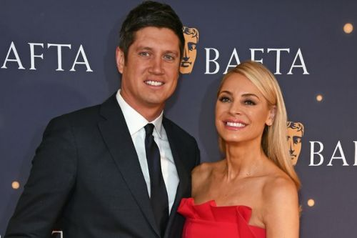 Tess Daly tells Vernon Kay she's 'proud' of him in sweet message on I'm A Celeb
