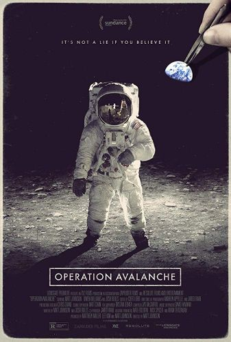 If you insist on dabbling in Apollo 11 conspiracy, make it Operation Avalanche