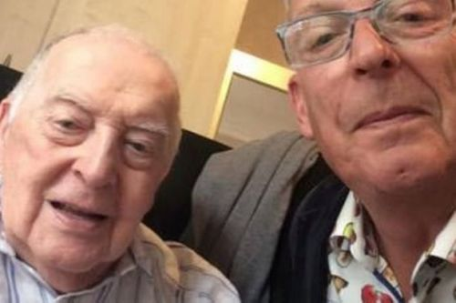 Great-grandad, 98, beats Covid-19 after doctors said 'he wouldn't survive night'
