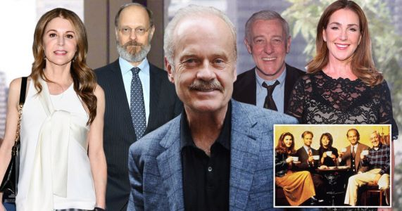 As Frasier is set to return after 17 years - here's where the cast is now