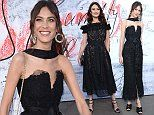 Alexa Chung joins elegant Olga Kurylenko in black at Serpentine party