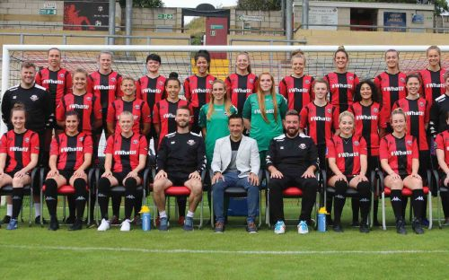 Football on the brink: Lewes FC Women