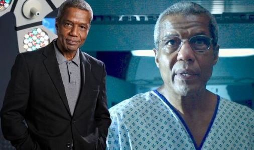 Holby City: Ric Griffin's exit confirmed as Hugh Quarshie steps down after 19 years