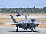 RAF's new hi-tech, £9billion jets complete their first missions across Syria and Iraq