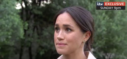 Meghan Markle Reveals Mental Health Struggle Caused By Media Spotlight