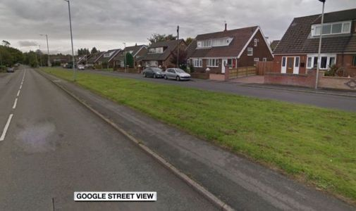 Boy, 14, dies after crashing stolen car during police chase