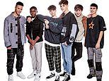 The X Factor: The Band: The boys group is revealed