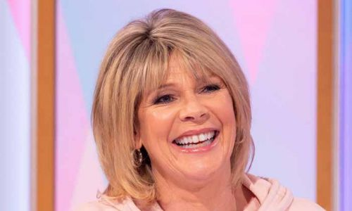 Ruth Langsford celebrated fitness milestone with a seriously healthy breakfast