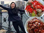 Australian YouTuber Janice Fung reveals how she scored 21 meals from Woolworths for $70
