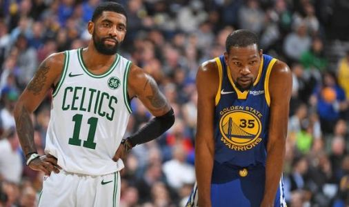NBA rumours: Kevin Durant and Kyrie Irving in SHOCK free agency meeting amid Knicks talk