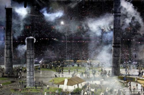 The 2012 Olympics Opening Ceremony Is Still A Heart-Swelling, Lump-In-The-Throat Moment