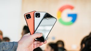 The Google Pixel 4 and 4 XL embrace that industrial chic look - CNET