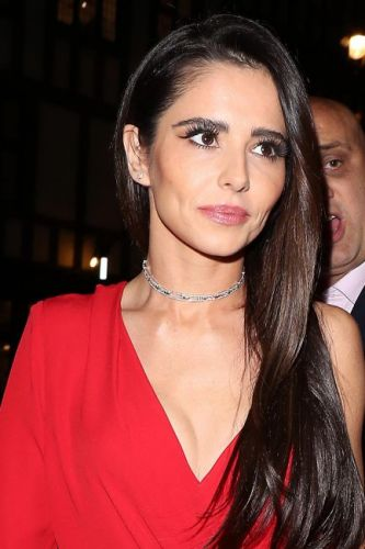 Cheryl responds to question about 2003 toilet attendant assault charge and brands it 'boring' and 'not news': 'I don't understand why you'd even bring it up'