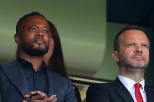 Patrice Evra strikes a chord with Man Utd fans with sombre transfer verdict