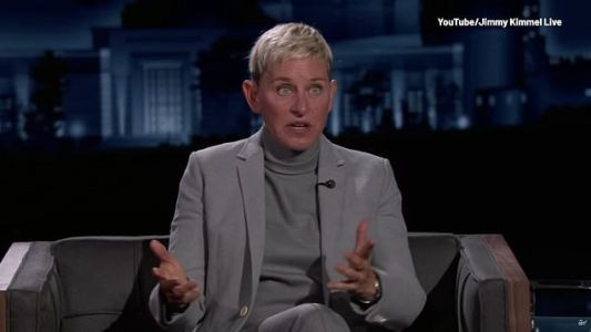 'I shouldn't be saying this': Ellen DeGeneres admits to consuming 'weed drinks' before driving Portia de Rossi to hospital