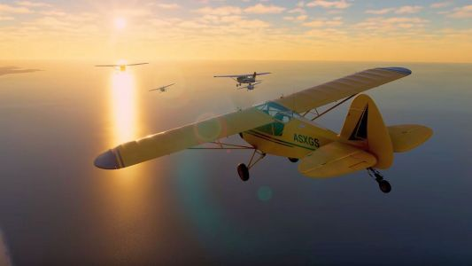"Microsoft Flight Simulator's ""seamless"" multiplayer explained in new gameplay video"