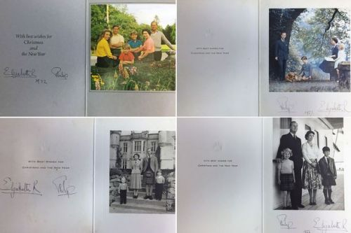 Couple reveal amazing Christmas cards Royal Family sent them for 25 years