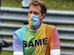 Lewis Hamilton hits out at F1 chiefs after Sebastian Vettel is punished for pro LGBTQ+ shirt
