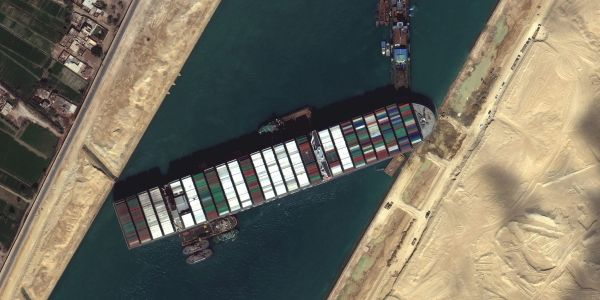 The Suez Canal will be widened by 131 feet to avoid a repeat of the Ever Given chaos, authorities say